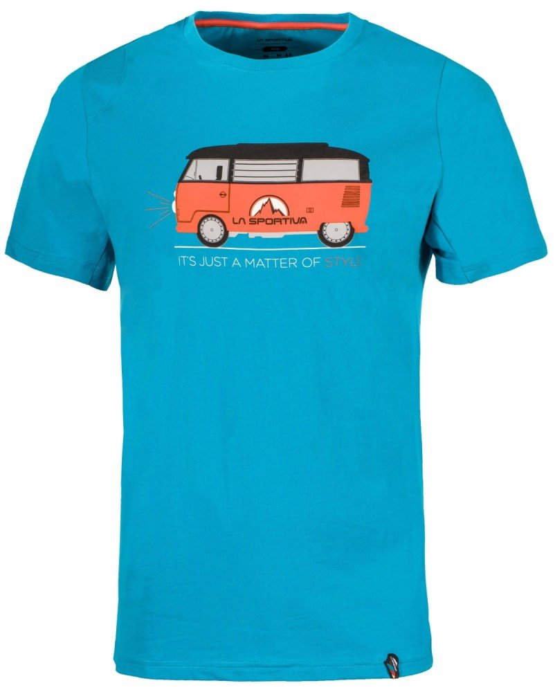 Herren La Sportiva Van T-Shirt M