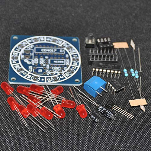 2Pcs Electronic Lucky Rotary Suite Kits Production Parts//Components Ic New zl