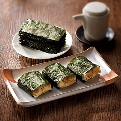 Treasure with seaweed tabletop taste laver assorted E-30
