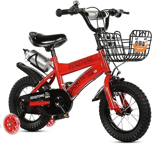 MDYMX Bicicleta para niños Carro de bebé de la Bicicleta de los ...