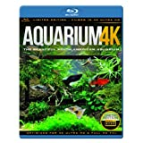 AQUARIUM 4K - The Beautiful South American Aquarium (Limited Edition - Filmed in 4K ULTRA HD) [Blu-ray]
