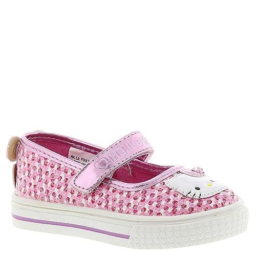 Sneakers rosa per bambina Hello Kitty 3IceCG5GT