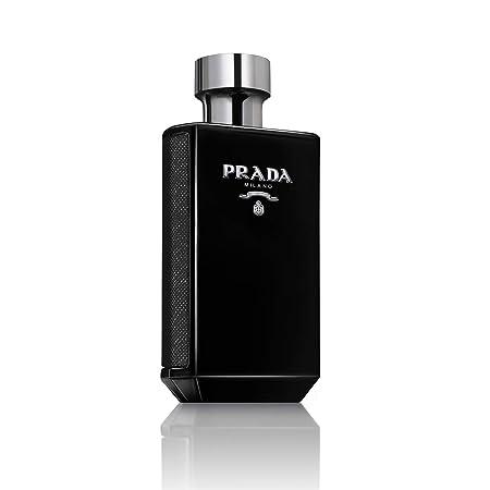 Prada L homme Intense Eau de Parfum Spray for Men, 3.4 Ounce