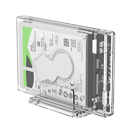 Wood.L Caja de Disco Duro portátil móvil 2159U3 Caja de Disco Duro ...
