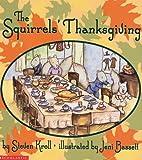 The Squirrels' Thanksgiving, Steven Kroll, 0590108379