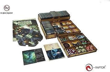 e-Raptor 19146 Arkham Horror 3th Edition: Amazon.es: Juguetes y juegos
