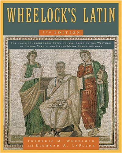 Wheelock's Latin, 7th Edition (The Remains Of The Day Chapter Summary)