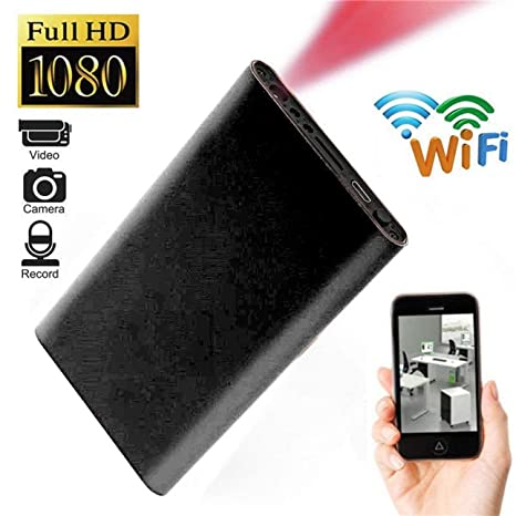 Ballylelly H8 Mobile Power Bank Cámara Durable HD 1080P ...