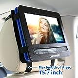 DBPOWER Car Headrest Mount for Swivel & Flip