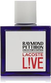 For Ml Live Vaporisateur Men Eau Toilette 100 Spray Lacoste De fvYby76g