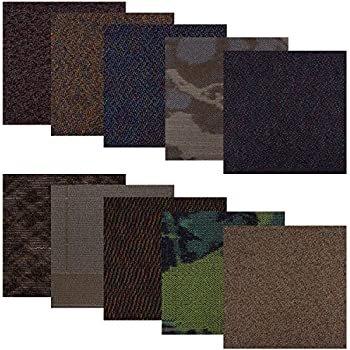 commercial carpet tile random assorted colors household carpeting industrial. Black Bedroom Furniture Sets. Home Design Ideas
