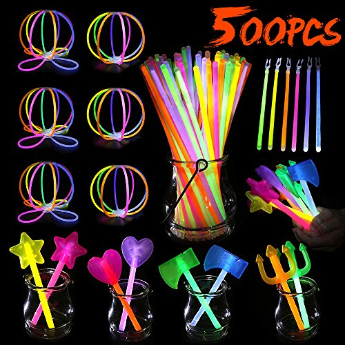 Snap Glow Sticks - 8