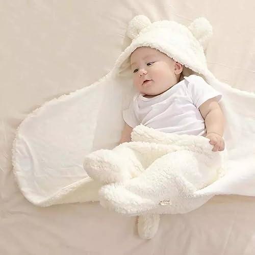 BRANDONN 3 in 1 Baby Blanket/Safety Bag/Sleeping Bag for Babies for Babies