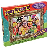 PMS 25PC PHOTO BOOTH SELFIE PROPS W/PICTURE FRAME - KIDS PAR