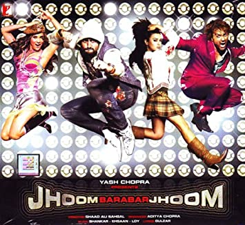 Various artist - Jhoom Barabar Jhoom (Hindi Songs/Bollywood Film