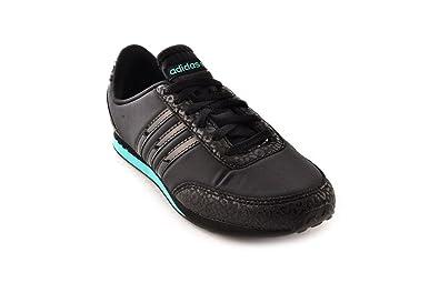 ADIDAS NEO DAMEN Sportschuhe Sneaker in Schwarz Weiß Mint