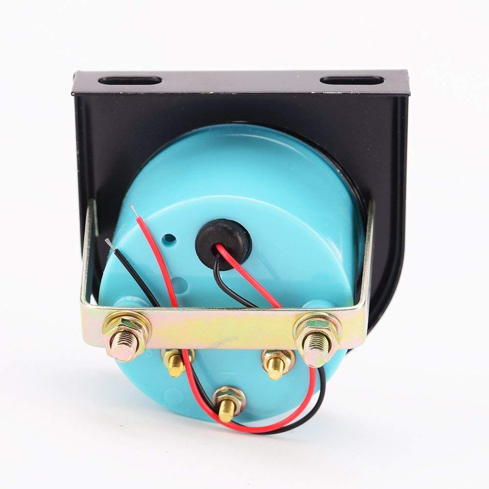 52mm Term/ómetro Indicador Digital El/éctrico del Sensor de Temperatura del Agua del Motor para Coche