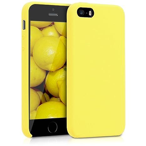 coque iphone 5 jaune