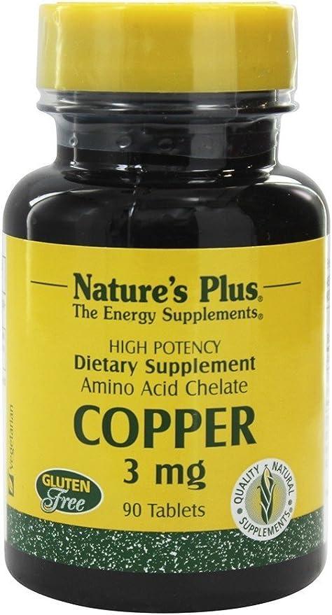 NaturesPlus Copper