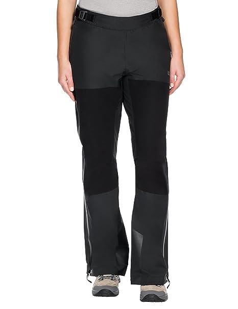 The Wolfskin Jack Damen Humboldt Pants Regenhose dCxBerWo