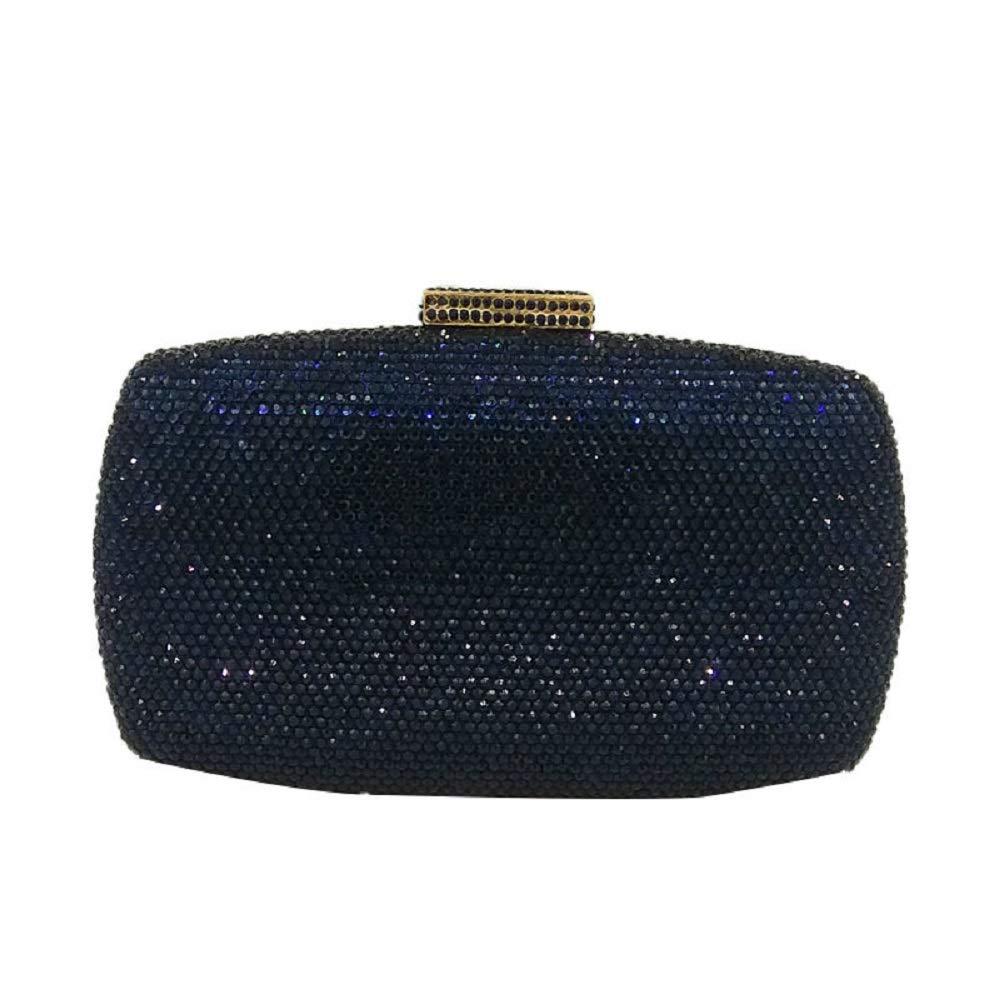 Luxury Crystal Clutches For Women Evening Bag Wedding Party Handbag Purse (Color 7)