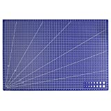 1 Pc A3 Pvc Rectangle Grid Lines Cutting Mat Tool Plastic Craft Diy Tools 45cm 30cm