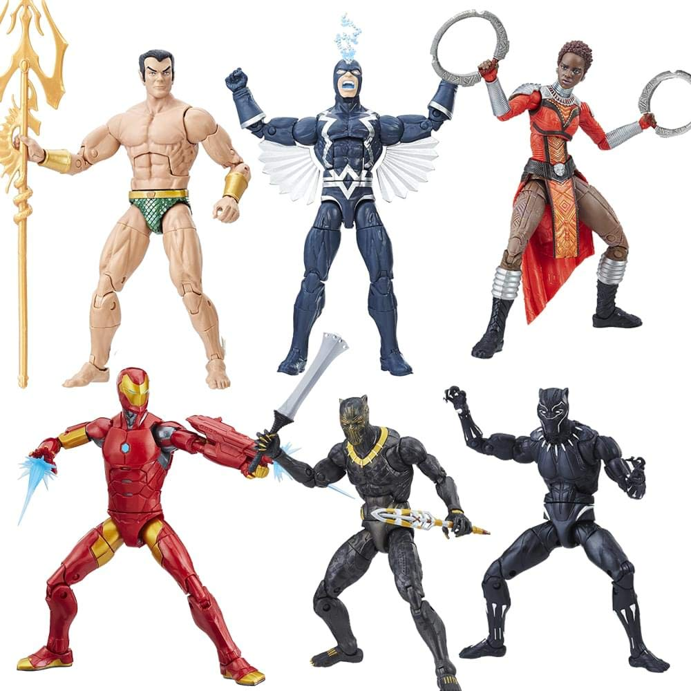 Avengers Marvel Legends 6-Inch Action Figures Wave 5 PRE-ORDER OCT RELEASE