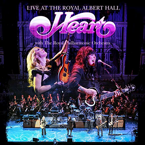 Heart - Live At The Royal Albert Hall With The Royal Philharmonic Orchestra - CD - FLAC - 2016 - FORSAKEN Download
