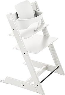 Stokke Tripp Trapp Baby Set White  sc 1 st  Amazon.com & Amazon.com : Stokke Tray White : Childrens Highchair Accessories : Baby