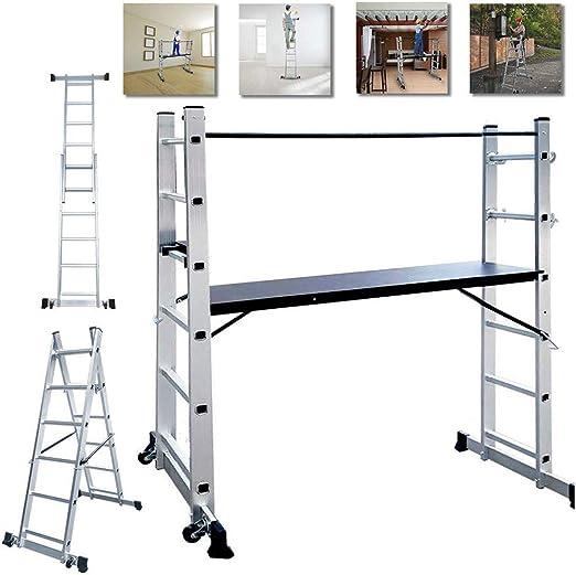 NAIZY estructura de aluminio, escalera de aluminio, escalera ...