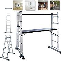 NAIZY estructura de aluminio, escalera de aluminio, escalera