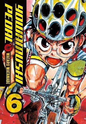 Yowamushi Pedal, Vol. 6 (Pedals Juvenile)