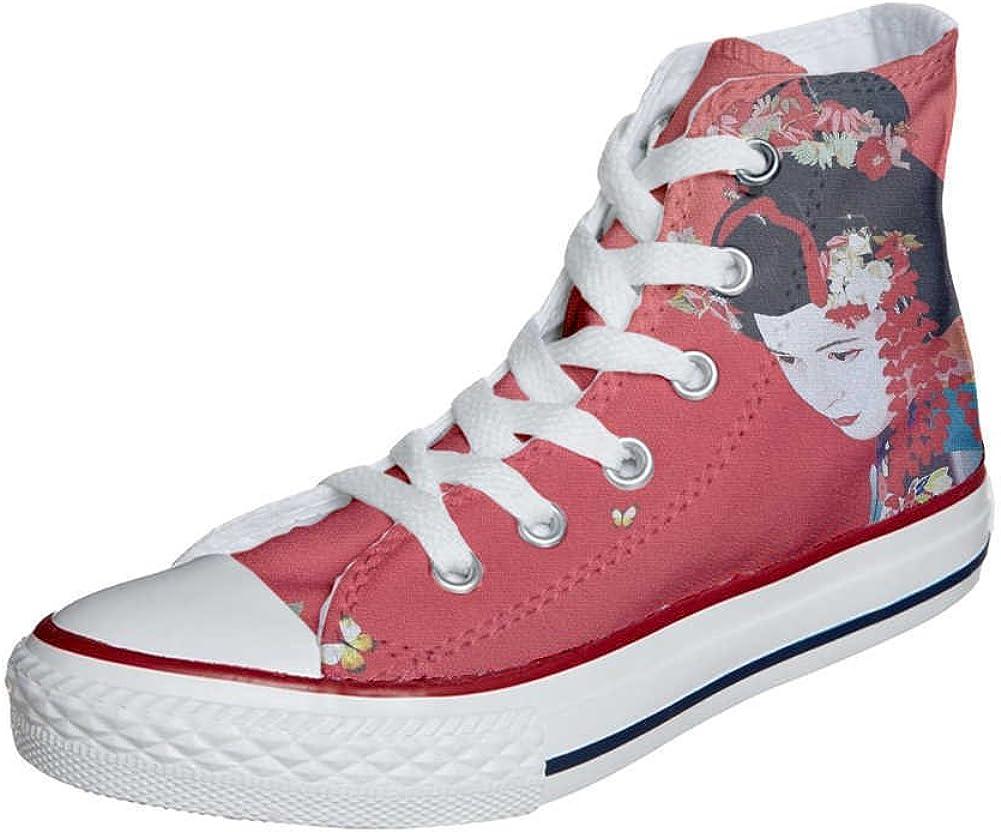 Sneakers Original Shoes Italian Style Geisha 2