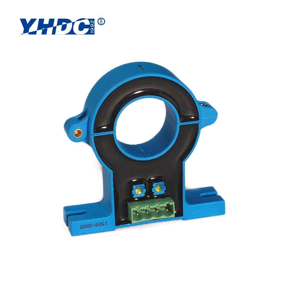 YHDC HST21 Hall Split-core Current Sensor Input 50A Output 4V Plate-type Blue