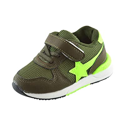 Coper Little Boys Girls Sport Running Shoes Mesh Shoes Sneakers