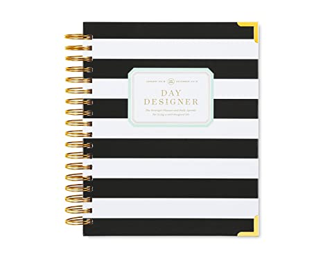 designer planner amazon com day designer for blue sky 2018 weekly