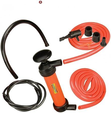 Siphon siphon pompe essence diesel fuel eau remover siphon tuyau tube sifon