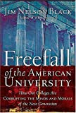 Freefall of the American University, Jim Nelson Black, 0785260668