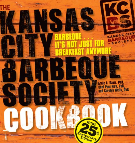 The Kansas City Barbeque Society Cookbook: 25th Anniversary Edition (Paul Kirk Bbq compare prices)