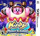 Kirby: Planet Robobot - Nintendo 3DS - Standard Edition