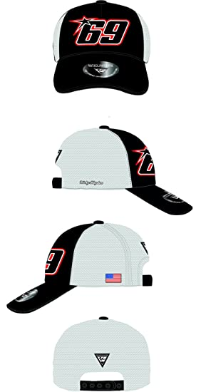 Nicky Hayden 69 Moto GP Logo Trucker Baseball Gorra Oficial 2018: Amazon.es: Deportes y aire libre