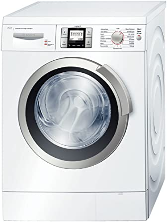 89a11f4648fcb8 Bosch WAS 28860 FF Lave Linge Frontal 60 cm 8 Kg 1400 trs mn A+++ Blanc
