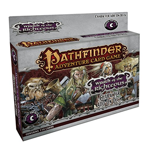 Pathfinder Adventure Card Game: Wrath of the Righteous Character Add-On Deck]()