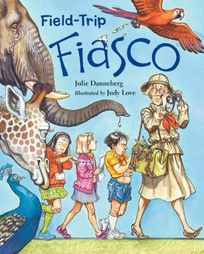 Field-Trip Fiasco (Mrs. Hartwells classroom adventures)