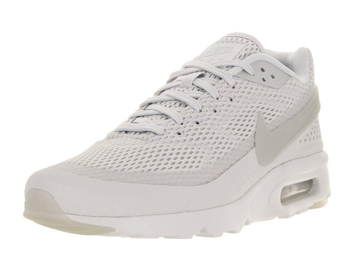 453e4ce8ffd7 Nike Men s Air Max 90 Bw Ultra Br Pr Platinum Pr Pltnm TTL Crmsn Running  Shoe 11 Men US  Buy Online at Low Prices in India - Amazon.in