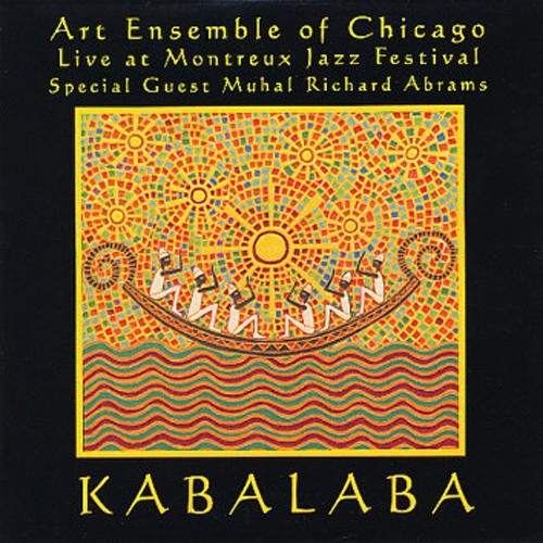 The Art Ensemble of Chicago - Kabalaba (CD)