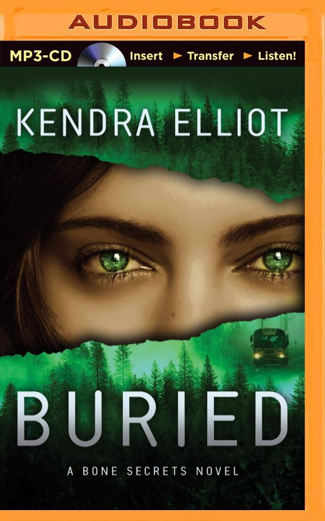 Buried (A Bone Secrets Novel) pdf