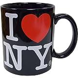 USA Company I Love New York and Coffee Mug Set White//Black City Merchandise 780450882141