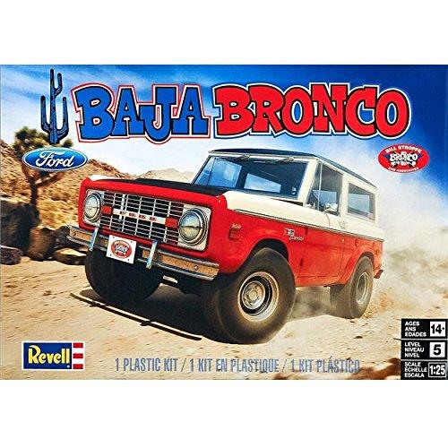 1965 Ford Bronco - Revell Baja Bronco