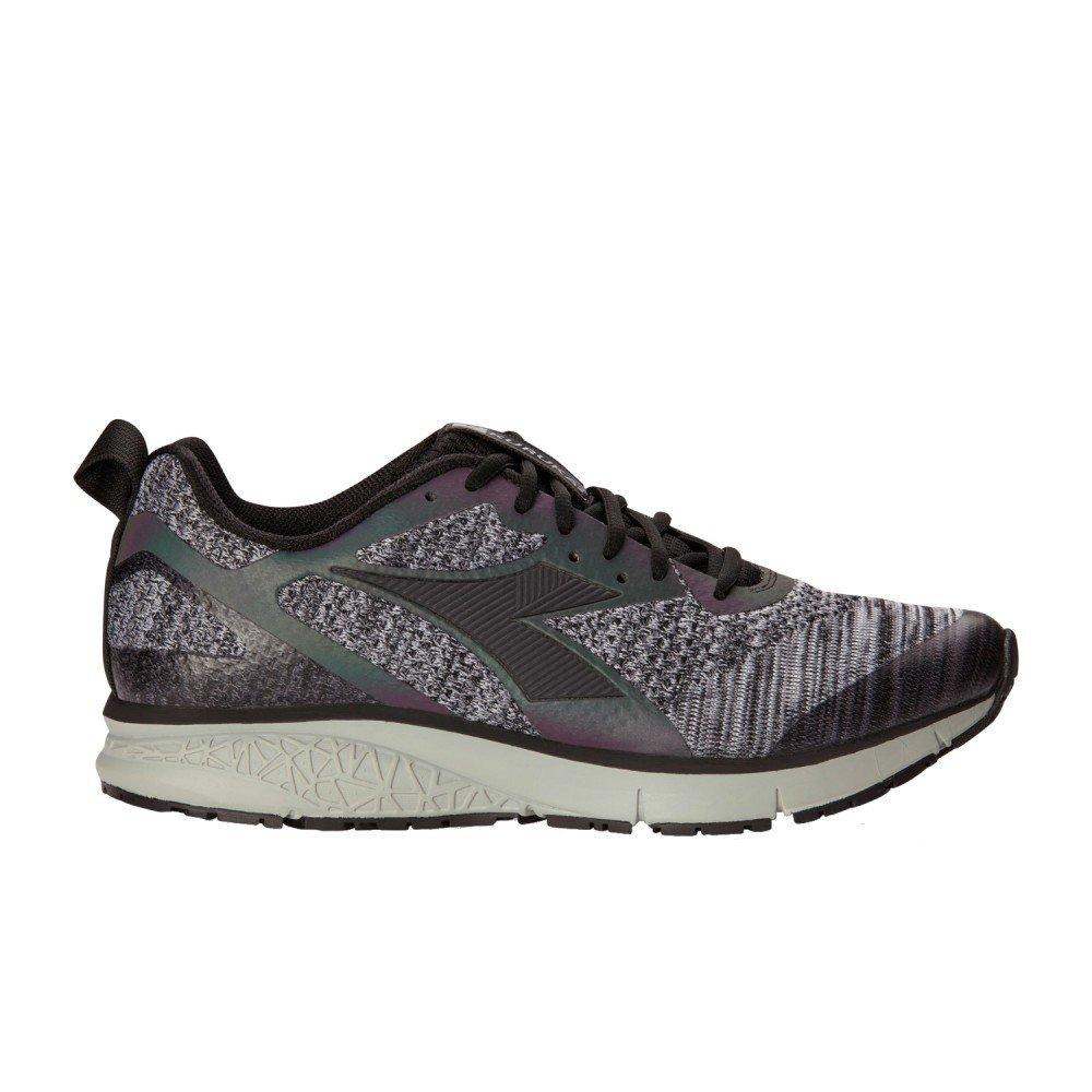 Zapatillas para hombre RUNNING kuruka 2 Black Shape, negro, 11 11|negro